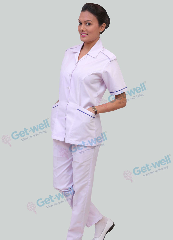 7aa29236809 Nurse Uniform for Female, Best Female Nursing Uniforms Online at Get ...