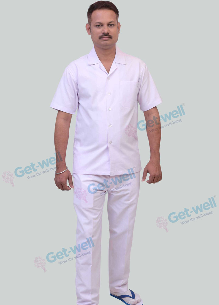 Nurse Uniform for Male