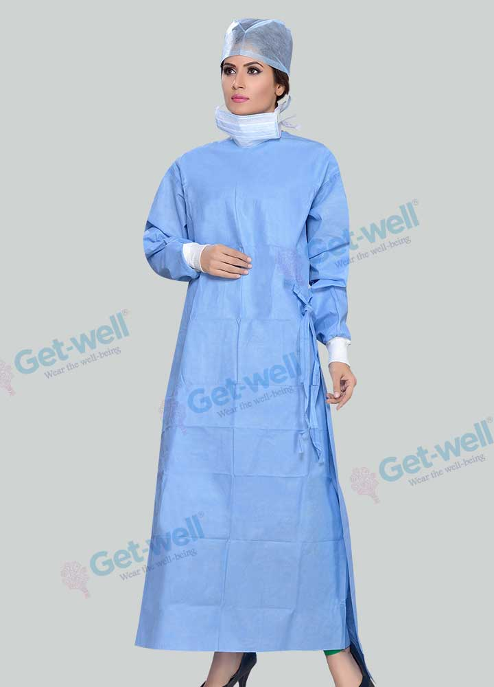 Reinforce OT Gown